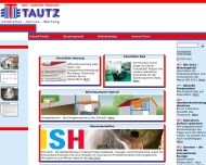 Website Tautz Wolfgang