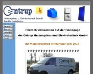 Bild Ontrup Heizungsbau und Elektrotechnik GmbH