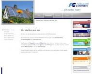 Website Floßmann & Grünbeck