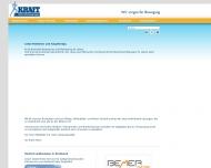 Bild Webseite Emil Kraft & Sohn Dortmund