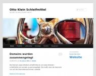 Bild Klein Otto Schleifmittelfabrik