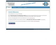 Bild Webseite Hannemann Bernd, Sicherheitstechnik Köln