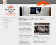 Website RPM Dres. Ruge Purrucker Makowski - Partnerschaft - Rechtsanwälte