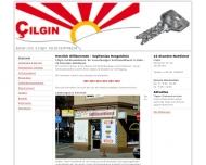 Website Schlüsseldienst Cilgin