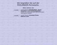 Bild Webseite Tybussek Peter Schwimmbadbau Postfeld
