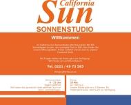Bild Webseite California Sun Sonnenstudio Köln