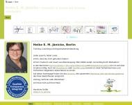 Bild Webseite Training und Organisationsentwicklung - Lernerfolg durch Motivation Berlin