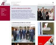 Bild Webseite Wohnung Verwaltung Berlin