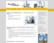 Bild Sportstudio Power-Planet Wachter u. Krause GdbR