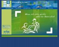 Bild Webseite HVSG Marzahner Tor Berlin