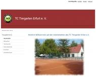 Bild Tennisclub Tiergarten Erfurt e.V.