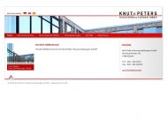Bild Webseite Knut Peters Hausverwaltungen Berlin