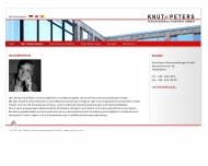 Website Knut Peters Hausverwaltungen