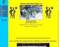 Bild Fitnesscenter Rhein-Main