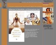 Website Fitnessstudio Steps