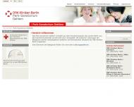 Bild Webseite HCA Krankenhaus Beratung  und Verwaltungsgesellschaft Berlin