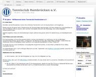 Bild Tennisclub Rembrücken e.V.