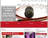 Bild Tennis und Squash-Anlagen Daßbeck GmbH