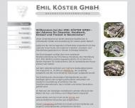 Bild Emil Köster GmbH