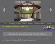 Bild Webseite Hechenberger Karl Trockenbau Kolbermoor