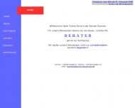 Website Gessner Walter D.