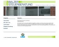 Bild Balzer Barbara , Uwe Michael Steuerberatung
