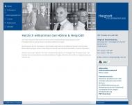 Bild Höhne und Heigrodt, Steuerberater - vereidigte Buchprüfer