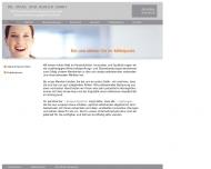Bild Webseite Dr. Stahl und Herold Heilbronn