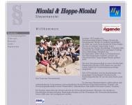 Bild Steuerberater Nicolai & Hoppe-Nicolai