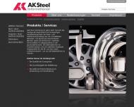 Bild AK Steel GmbH Stahlhandel