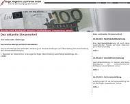 Bild Steger Hagedorn und Partner GmbH Steuerberatungsgesellschaft
