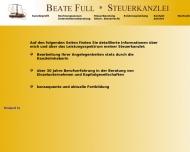 Steuerkanzlei Beate Full - Karlsfeld