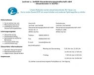 Bild Lechner u. Seifüßl Steuerberatungsgesellschaft mbH