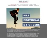 Bild Webseite  Stralsund
