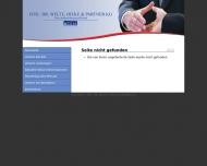 Website A + P Steuerberatungsgesellschaft