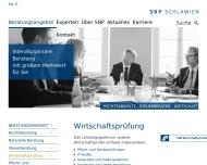 Bild WSP W. Schuster und Partner GmbH Wirtschaftsprüfungsgesellschaft