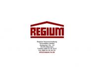 Bild Webseite REGIUM Hausverwaltung-Immobilien München