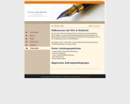 Bild Vith & Walbrühl Steuerberatungsgesellschaft mbH