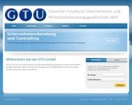 Bild GTU Gewerbe-Treuhand Unternehmens- und Wirtschaftsberatungsgesellschaft mbH