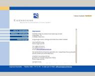 Website Eigenschink Grundstücksverwaltung