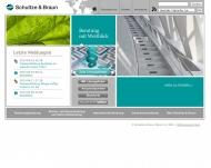 Bild Schultze & Braun GmbH