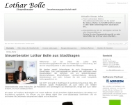 Bild Lothar Bolle Steuerberatungsgesellschaft mbH