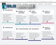Bild Wilde & Partner Steuerberater