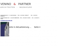 Bild Webseite Venino + Partner Berlin
