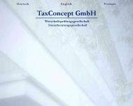 Bild TaxConcept GmbH Wirtschaftsprüfungsgesellschaft