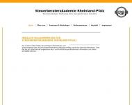 Bild Steuerberaterakademie Rheinland-Pfalz