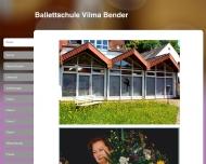 Bild Bender Vilma Ballettschule