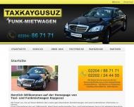 Bild Kaygusuz Dursun Taxiunternehmen