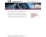 Werkstofftechnik - Werkstoffberatung - Werkstoffanalyse - Schulung - IWT - Ingenieurb?ro f?r Werksto...