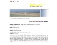 Website BEC-Energie Consult
